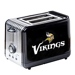 Boelter Minnesota Vikings Small Toaster