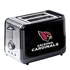 Boelter Arizona Cardinals Small Toaster