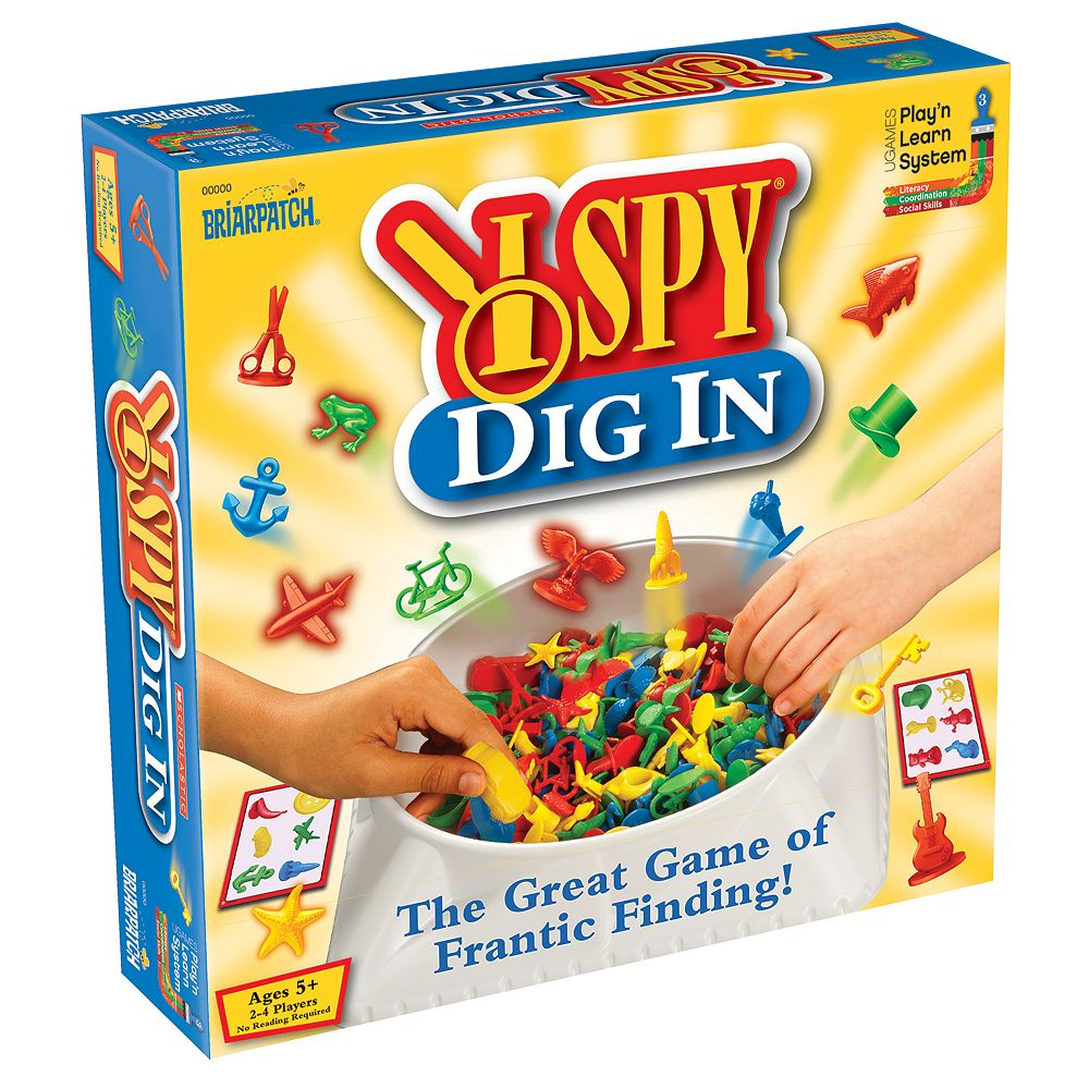 I SPY - Dig In Game by Briarpatch
