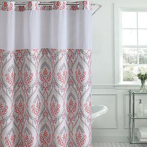 Hookless Prism Shower Curtain Liner Sale