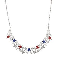 Casted Star Necklace