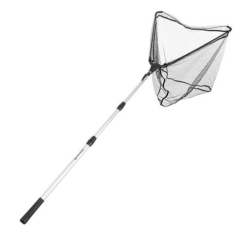 Wakeman Outdoors Fishing Net with Telescoping Handle