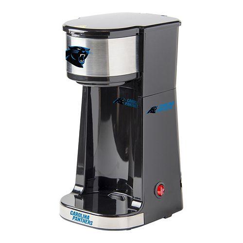 Boelter Carolina Panthers Small Coffee Maker