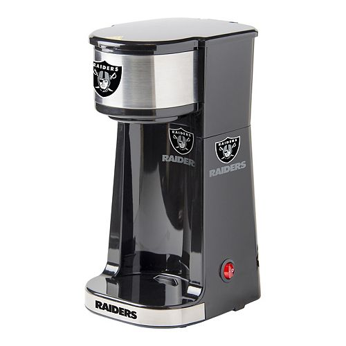 Boelter Oakland Raiders Small Coffee Maker