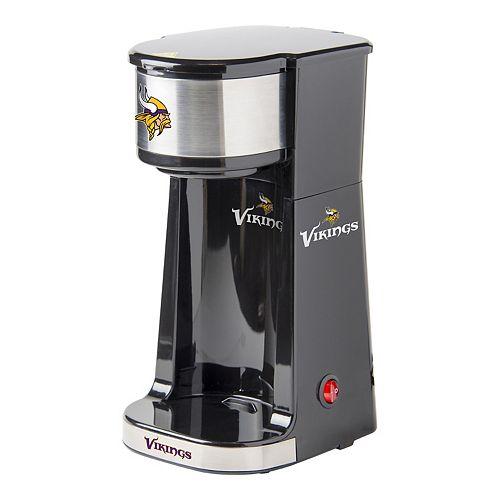 Boelter Minnesota Vikings Small Coffee Maker