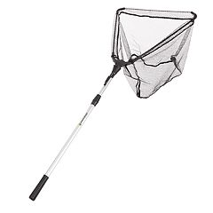 Wakeman Outdoors Fishing Net with Telescoping Handle