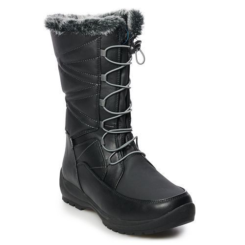 totes Joelle Women's Waterproof Winter Boots