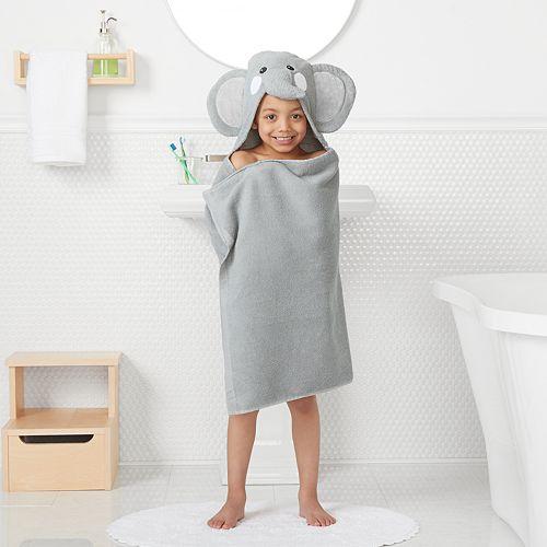 Jumping Beans® Elephant Bath Wrap