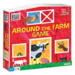 The World of Eric Carle Around the Farm Game by Briarpatch