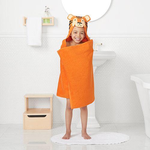 Jumping Beans® Tiger Bath Wrap
