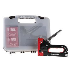 Stalwart Heavy Duty Staple Gun Kit