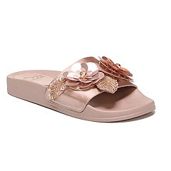 Fergalicious Flame Women's Slide Sandals