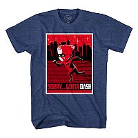 Boys 8-20 The Incredibles Dash Tee