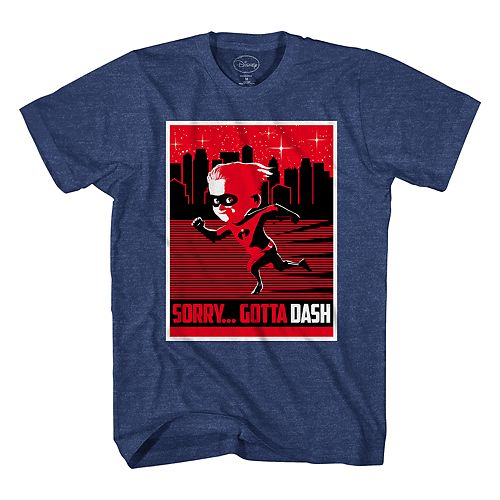 Boys 8-20 The Incredibles Dash Tee