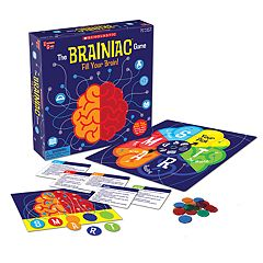 Scholastic The Brainiac Game by University Games