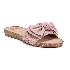 Fergalicious Mallory Women's Slide Sandals