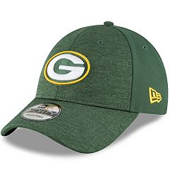 Adult New Era Green Bay Packers 9FORTY Shaded Adjustable Cap