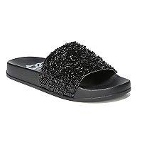 Fergalicious Siesta Women's Slide Sandals