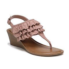 Fergalicious Swindle Women's Wedge Sandals