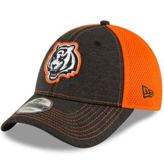 Adult New Era Cincinnati Bengals 9FORTY Surge Stitcher Adjustable Cap