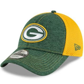 Adult New Era Green Bay Packers 9FORTY Surge Stitcher Adjustable Cap