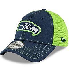 Adult New Era Seattle Seahawks 9FORTY Surge Stitcher Adjustable Cap