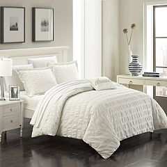 Millbury 4-piece Duvet Cover Set