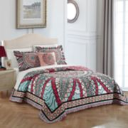 Collin 4-piece Quilt Set