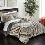 Soliel 8-piece Duvet Cover Bedding Set