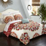 Maxim 8-piece Duvet Cover Bedding Set