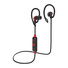 iHome Bluetooth Wireless Water-Resistant Sport Earphones