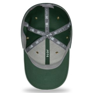 Adult New Era New York Jets Sideline Home Official 39THIRTY Flex-Fit Cap