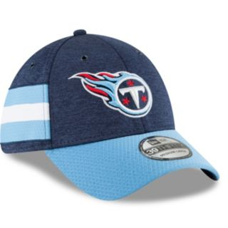 Adult New Era Tennessee Titans Sideline Home Official 39THIRTY Flex-Fit Cap