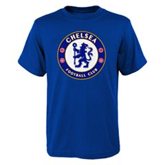 Boys 8-20 Chelsea FC International Soccer Tee