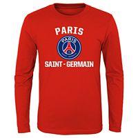Boys 8-20 Paris Saint Germain International Soccer Tee