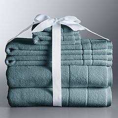 Simply Vera Vera Wang 6-piece Turkish Cotton Bath Towel Set