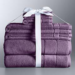 Simply Vera Vera Wang 6-piece Turkish Cotton Bath Towel Set