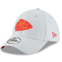 Adult New Era Kansas City Chiefs Training 39THIRTY Flex-Fit Cap