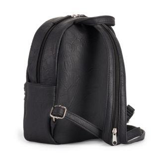 Stone & Co. Nancy Drawn Grain Leather Backpack