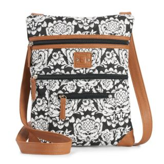 Stone & Co. Quilted Lockport Crossbody Bag