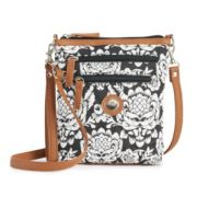 Stone & Co. Quilted 3-Bagger Convertible Crossbody Bag