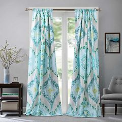 Cascade Window Curtain Set