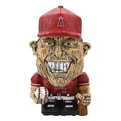 Forever Collectibles Los Angeles Angels of Anaheim Mike Trout Animated Figure