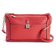 Juicy Couture Locket Up Crossbody Bag