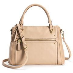 Juicy Couture  Zippy Large Satchel
