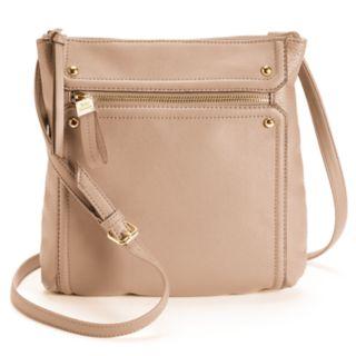 Juicy Couture Zippy Large Crossbody Bag