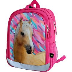Kids John Deere Horse Backpack