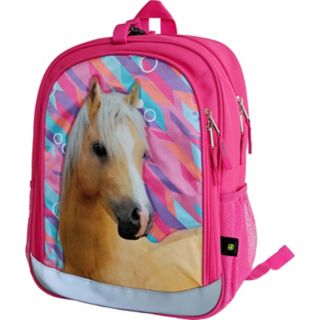 Kids John Deere Horse Backpack