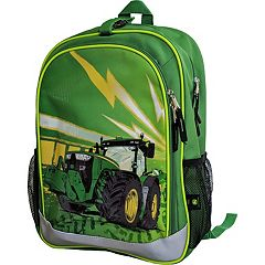 Kids John Deere Tractor Backpack