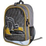 Kids John Deere Excavator Construction Backpack